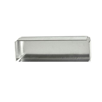 10 in. x 3-1/4 in. Rectangular Stack Duct Cap