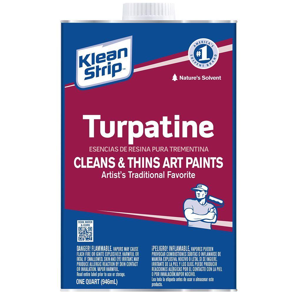1 qt. Turpatine
