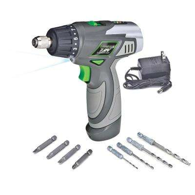 7.2-Volt Lithium-Ion Screwdriver
