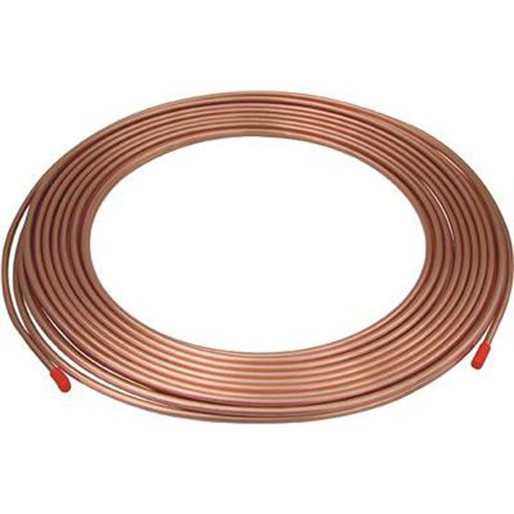 1/2 in. x 50 ft. Copper Refrigeration Coil