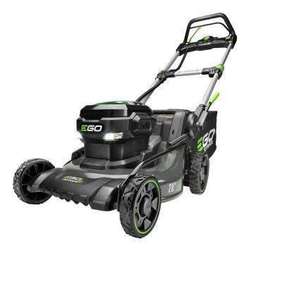 20 in. Brushless Steel Deck Walk Behind-Self Propelled, Cordless Mower Kit 7.5 Ah Battery/Charger Included