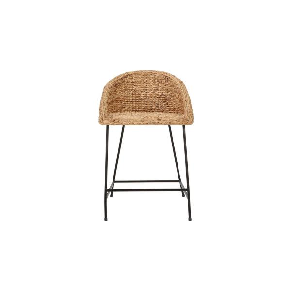 metal bar stools with no back