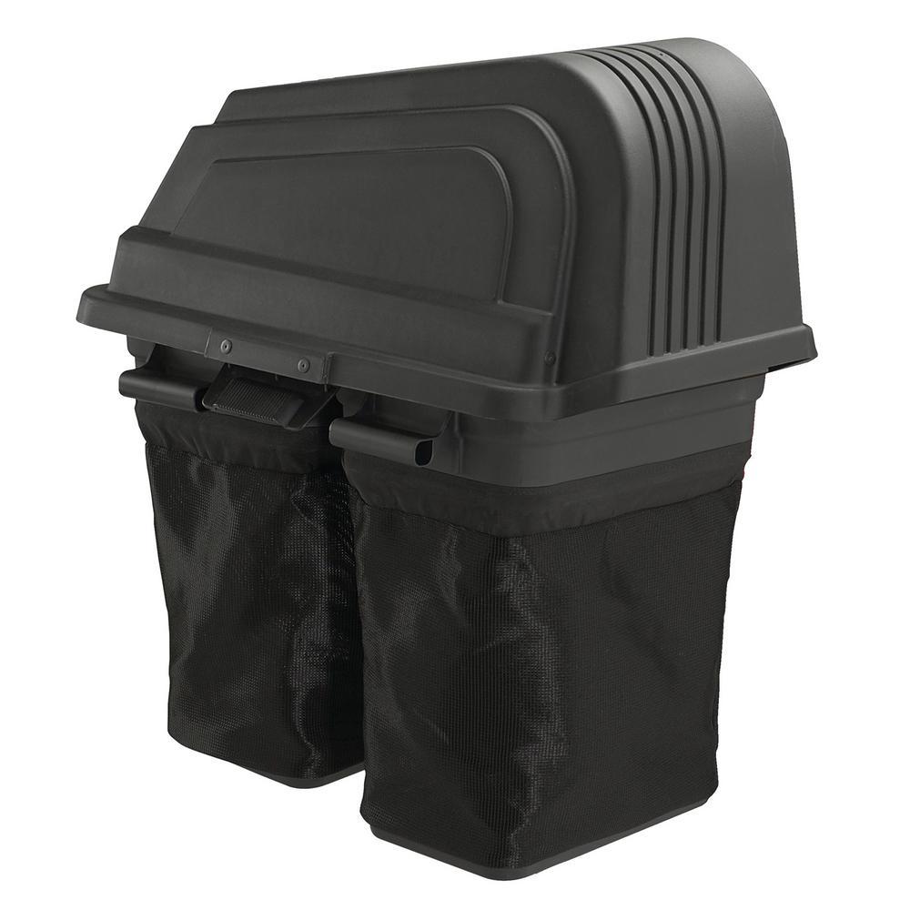 42 in. - 46 in. 2-Bin Lawn Mower Bagger-592865301 - The Home ... Raven Mpv Generator Wiring Diagram on