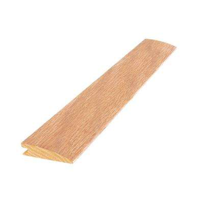 Red Oak Natural 2 in. Wide x 84 in. Length Reducer Molding