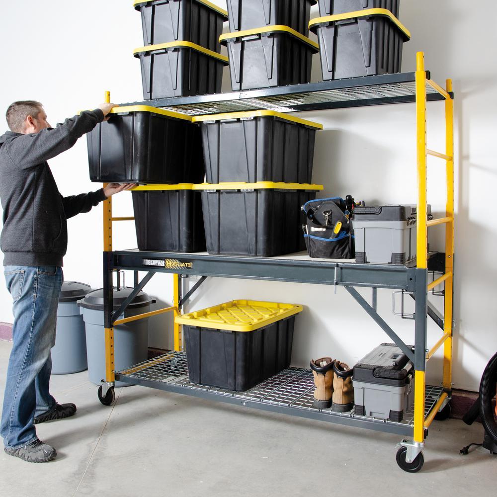 MetalTech Scaffolding Tool Shelf