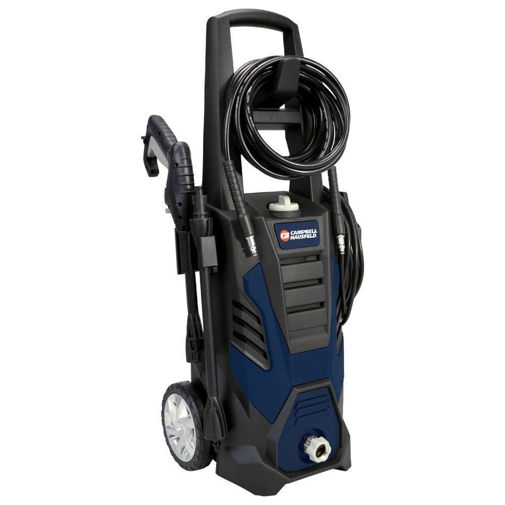 1,900 PSI 1.75 GPM Electric Pressure Washer