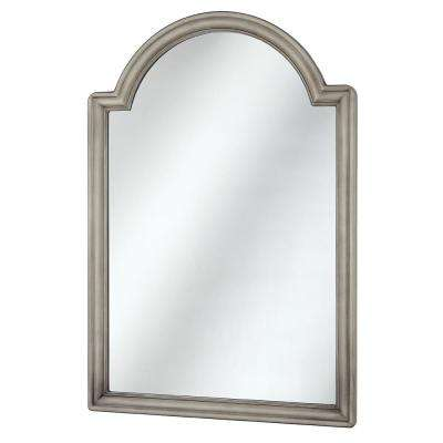 Anti Fog Arched Bathroom Mirrors
