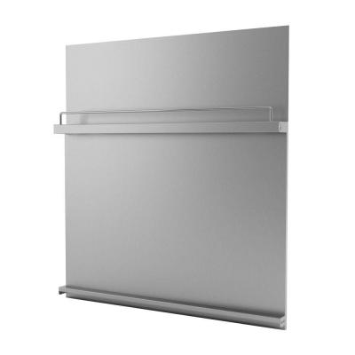 Delta 30 in. x 32 in. Stainless Steel Backsplash