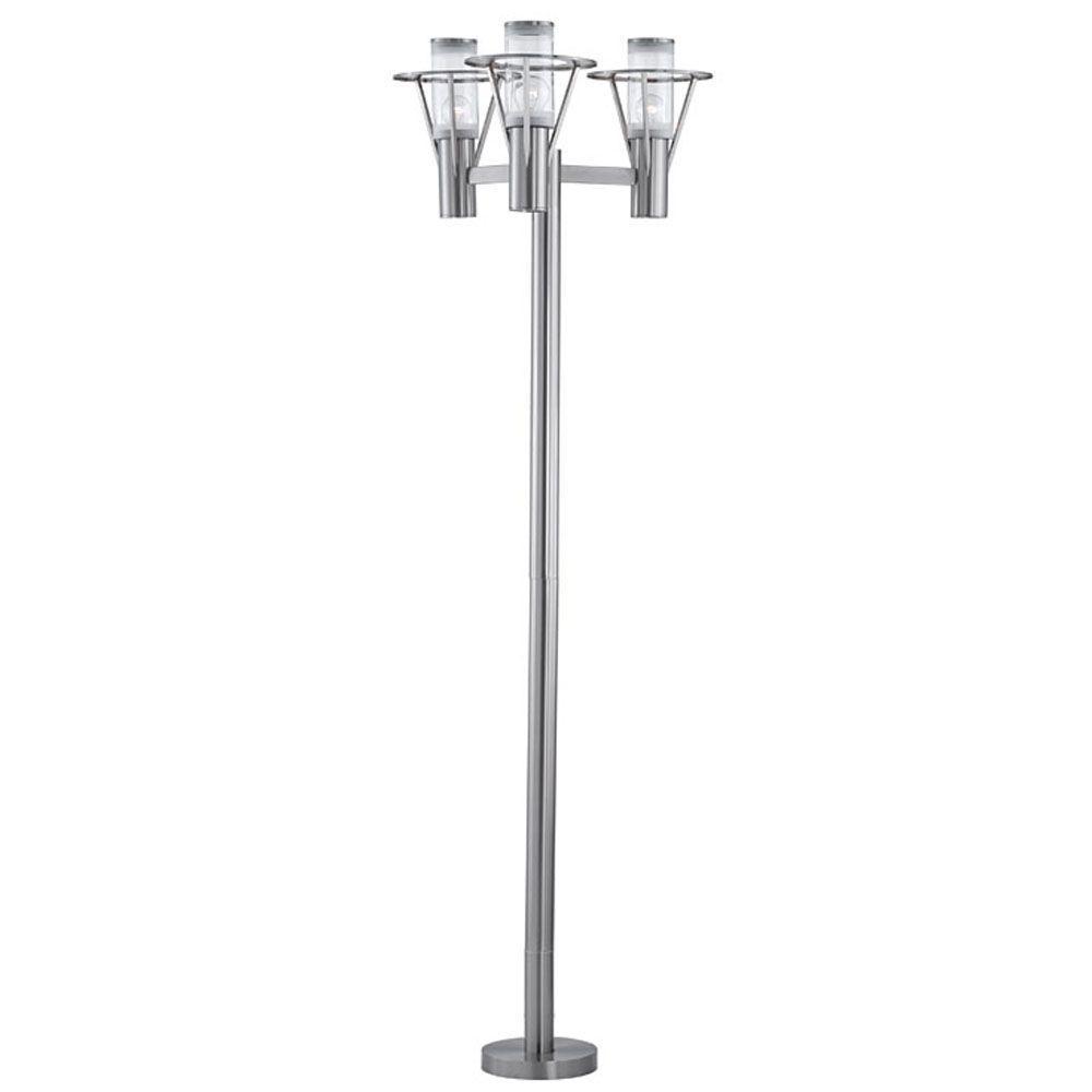 Eglo belfast 6 light stainless steel outdoor lamp 88118a the home eglo belfast 6 light stainless steel outdoor lamp 88118a the home depot arubaitofo Choice Image
