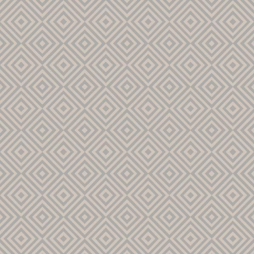 Beacon House Metropolitan Grey Geometric Diamond Wallpaper 2535-20658