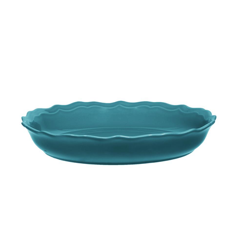 11.5 in. Stoneware Round Baker