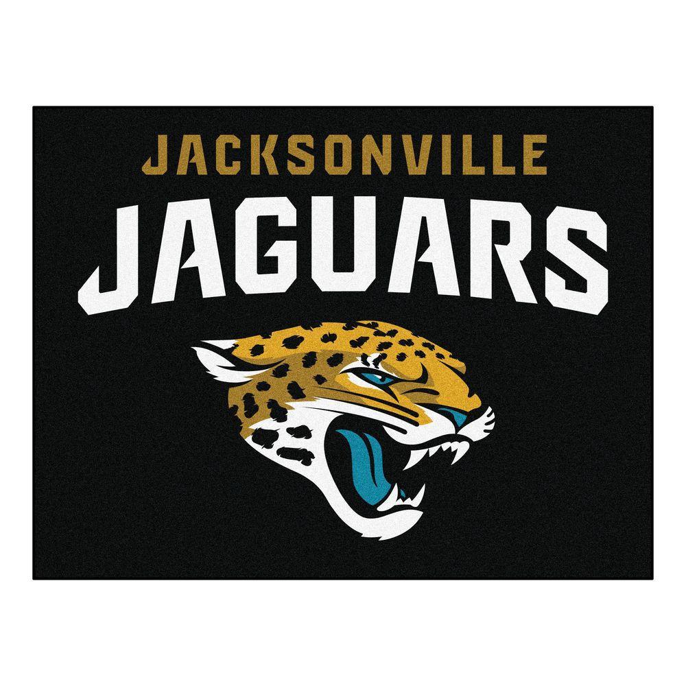 Jacksonville Jaguars 2 ft. 10 in. x 3 ft. 9 in.