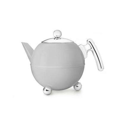 5-Cup Cpacity Cloudy Grey Belle Ronde Teapot