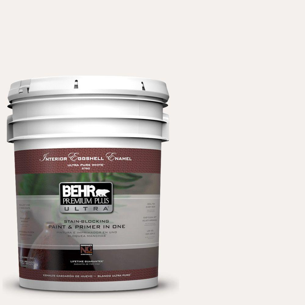 Behr Premium Plus Ultra 5 Gal W B 600 Luster White