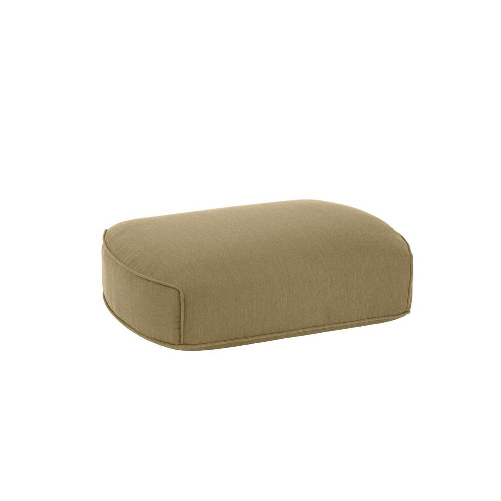 Highland Replacement Outdoor Ottoman Cushion in Meadow