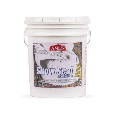 5 Gal. White Snow Seal Elastomeric Reflective Reflective Roof Coating