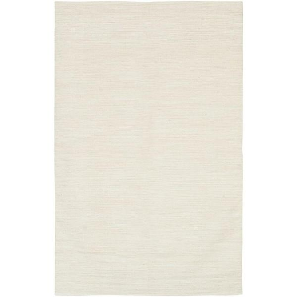 India Ivory 5 ft. x 8 ft. Indoor Area Rug
