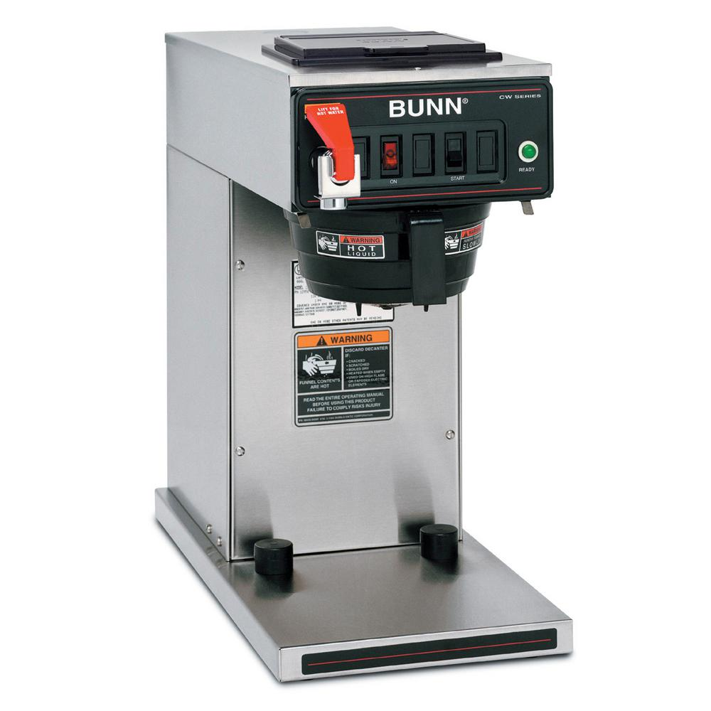 Bunn 12 Cup Automatic Commercial Thermal Coffee Brewer 12950 0360
