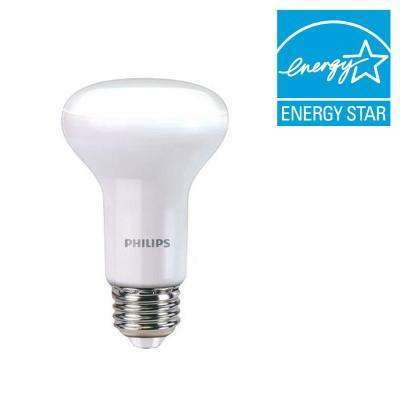 45W Equivalent Soft White R20 Dimmable with Warm Glow Light Effect LED Energy Star Light Bulb
