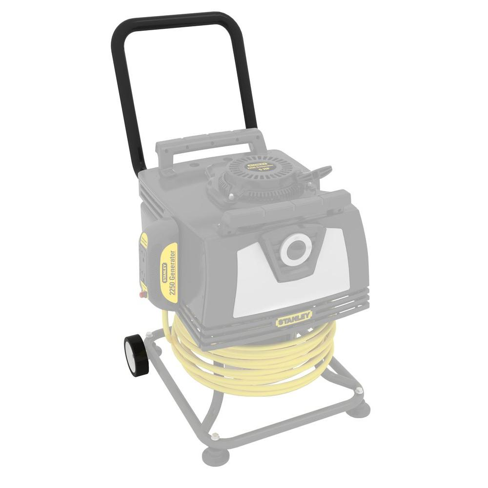 Stanley Handheld Generator and Gas Pressure Washer Wheel Kit with Handle