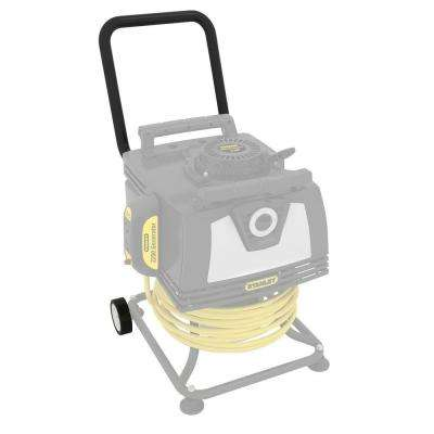 Handheld Generator and Gas Pressure Washer Wheel Kit with Handle