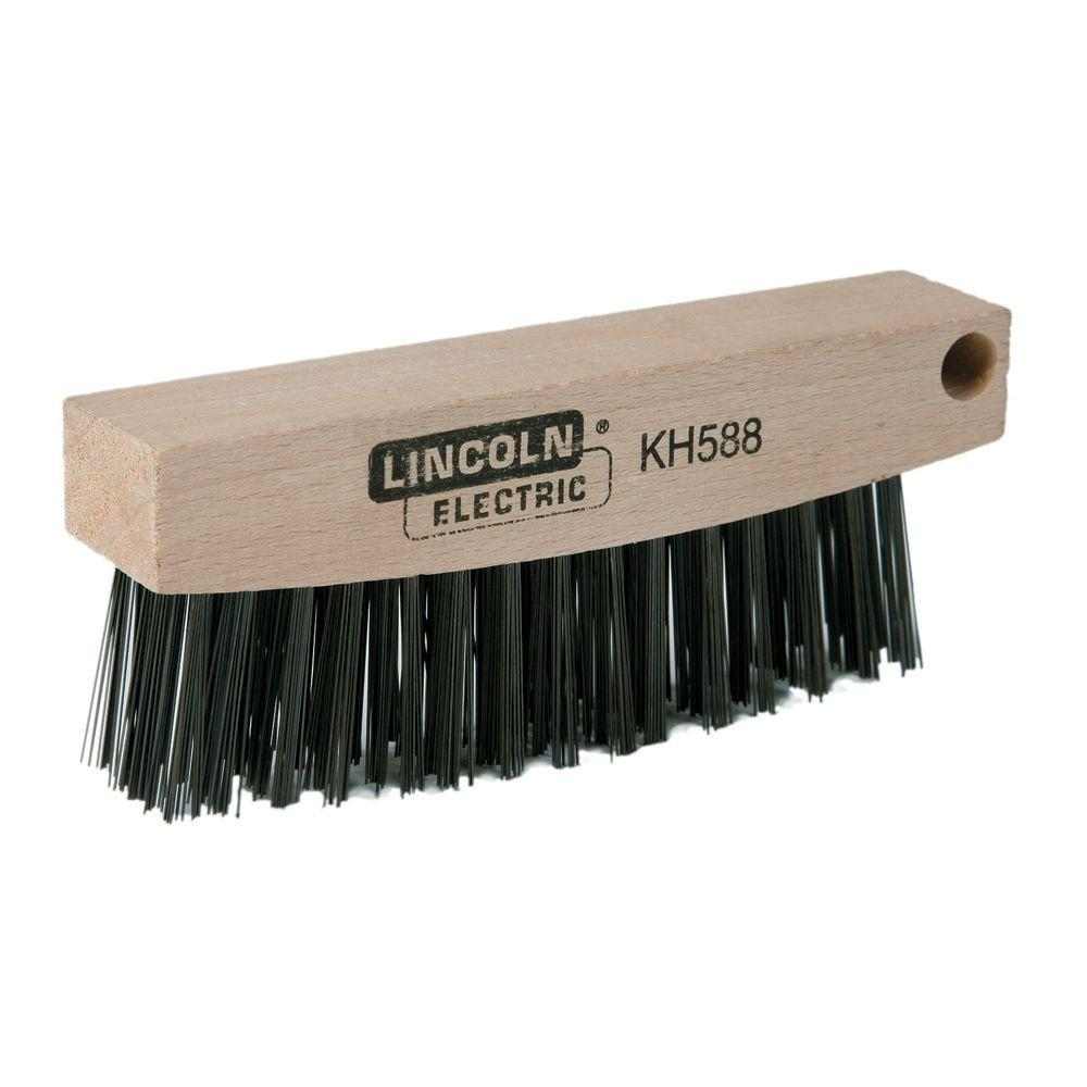 3 in. x 15 in. Carbon-Wire Brush