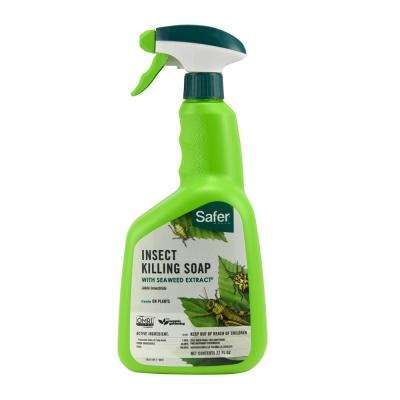 32 oz. Ready-to-Use Insect Killing Soap