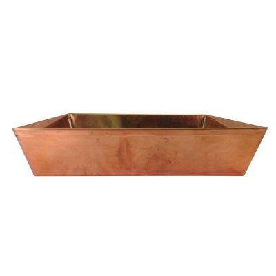 Washington Copper Tray