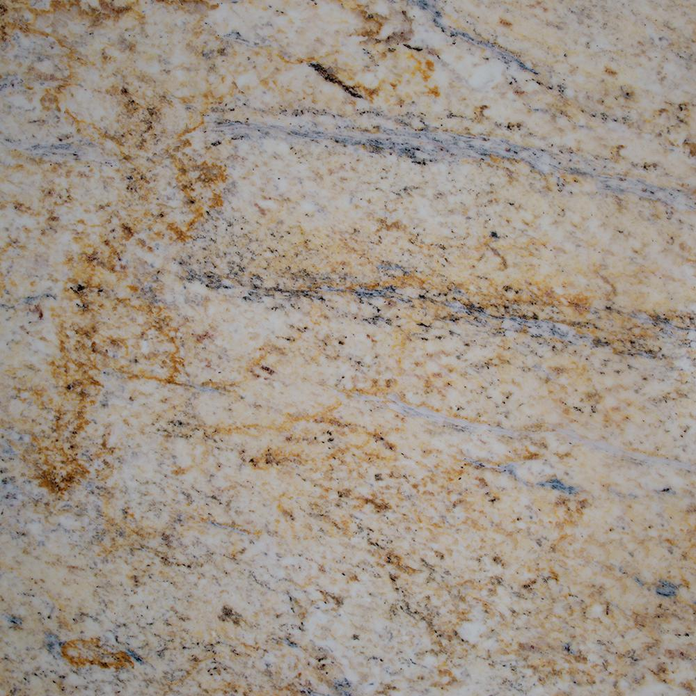 St. Paul 4 in. Stone Effects Vanity Top Sample in Tuscan Sun