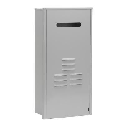 KMC Recess Box for Exterior Tankless Water Heater
