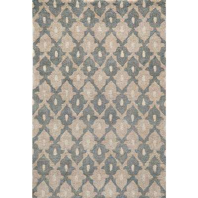Rio Sand 2 ft. x 3 ft. Indoor Area Rug