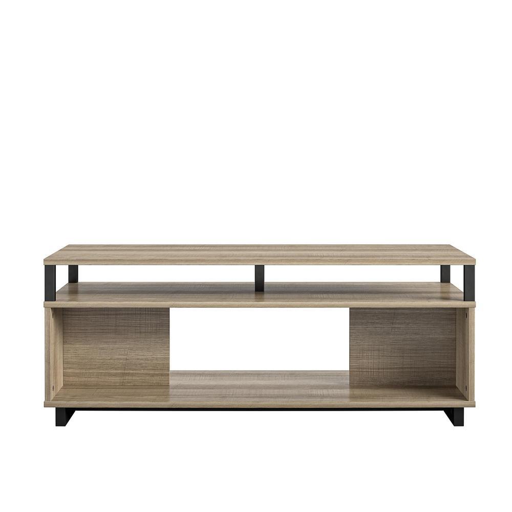 Scepter 16.5 in. Golden Oak Coffee Table