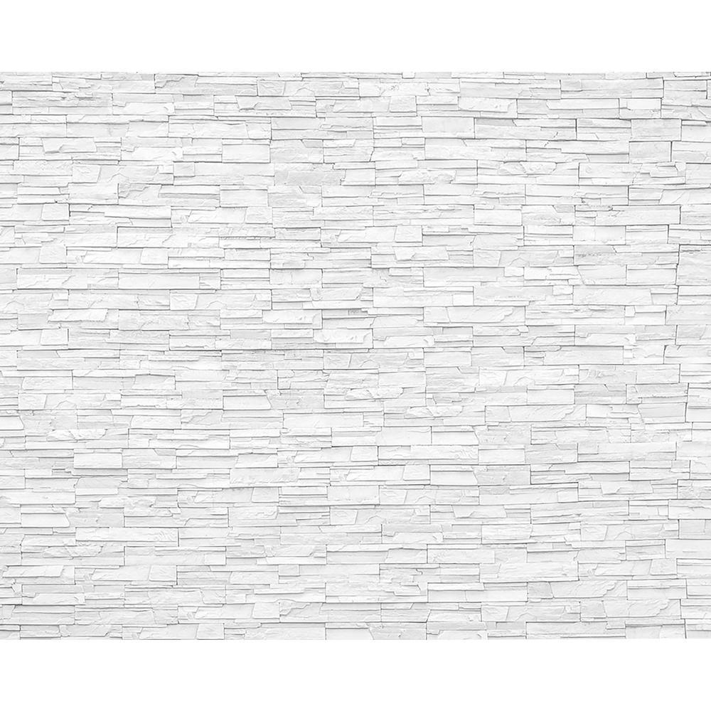 White Slate Wall Mural