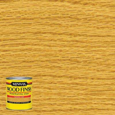 8 oz. Wood Finish Natural Oil Based Interior Stain (4-Pack)