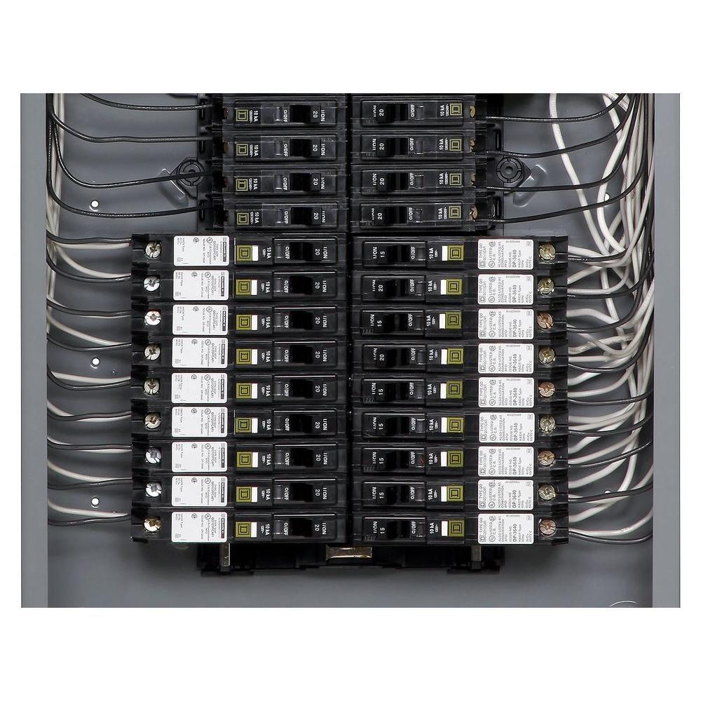 Square D Qo 15 Amp Combination Arc Fault Circuit