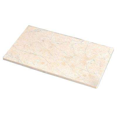 Champagne Marble Serving Board