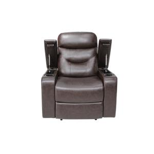 Incredible Relax A Lounger Springfield Java Recliner Chair With Led Cup Creativecarmelina Interior Chair Design Creativecarmelinacom