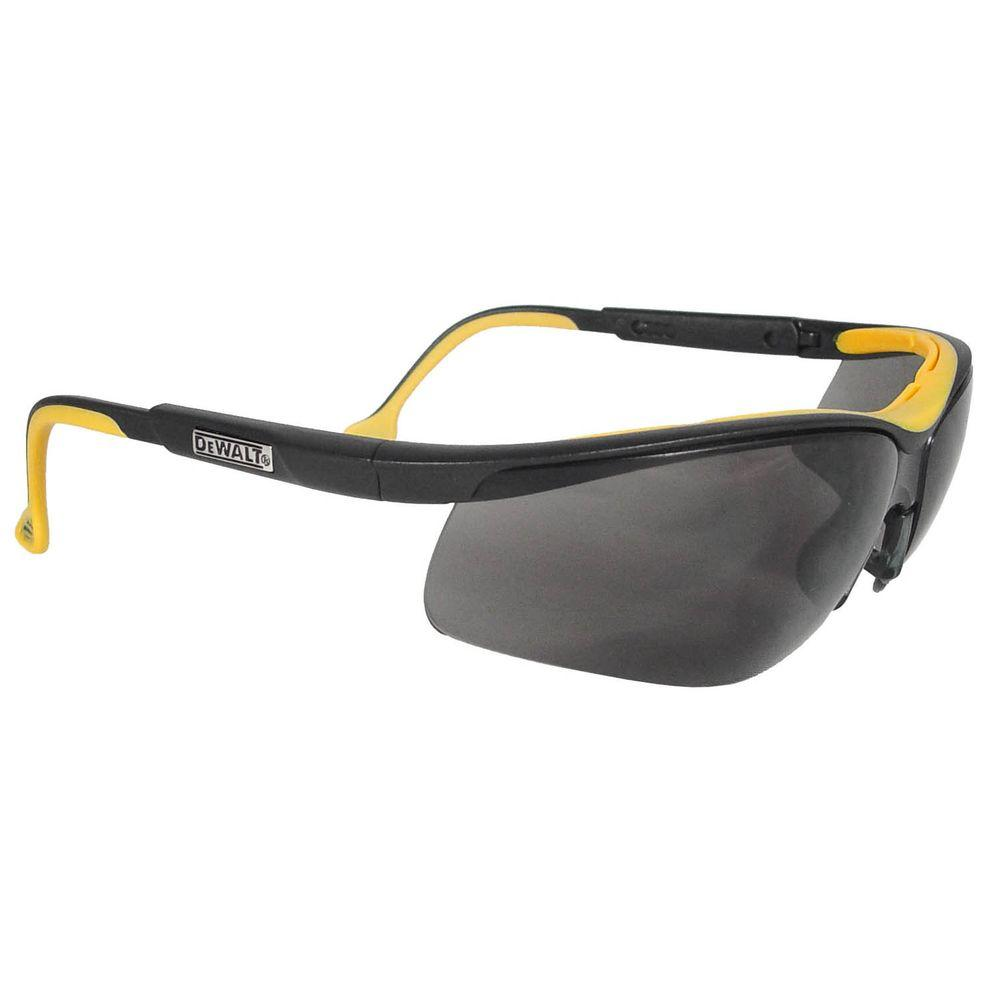 2d005aa0c9c7 DEWALT Safety Glasses DC with Smoke Lens-DPG55-2C - The Home Depot