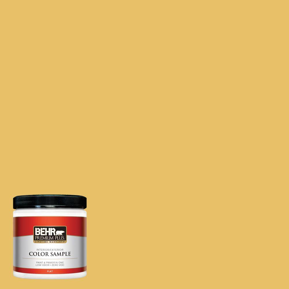 8 oz. #360D-5 Golden Chalice Interior/Exterior Paint Sample