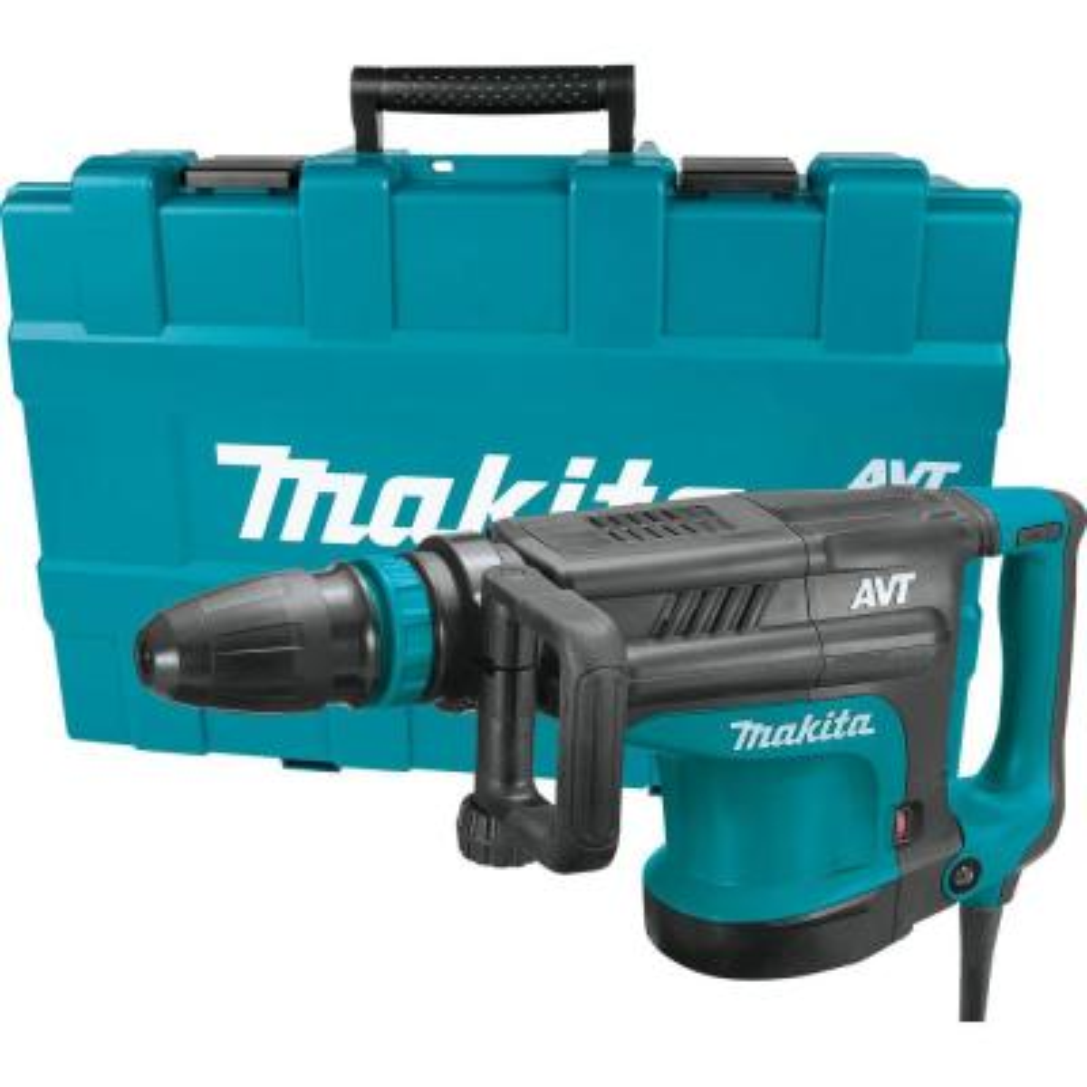 Makita 23 lbs. 22.75-inch AVT Demolition Hammer, Accepts SDS-MAX Bits