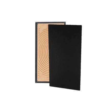 24 in. W x 48 in. L x 1.6 in. H Black Fabric, Absorption Plus Diffusion Panels - Single Big Panel