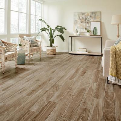 Wood Look Tile Flooring The Home Depot