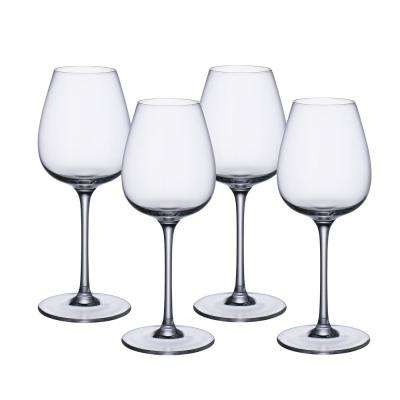 Purismo 19.25 oz. Lead Free Crystal Red Wine Glass (4-Pack)
