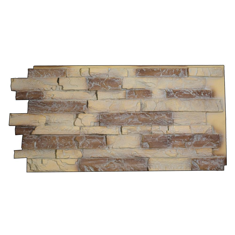 Superior Building Supplies Faux Stone Panel