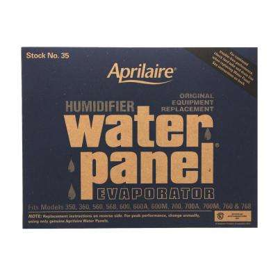 35 Water Panel 2 Pack for Humidifier Models 350, 360, 560, 568, 600, 700, 760, 768