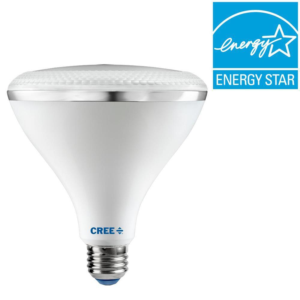120W Equivalent Bright White (3000K) PAR38 Dimmable LED 25 Degree Spot Light Bulb