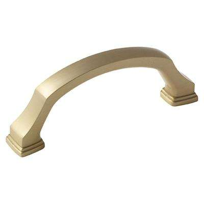 Revitalize 3 in. (76 mm) Brushed Bronze Cabinet Pull