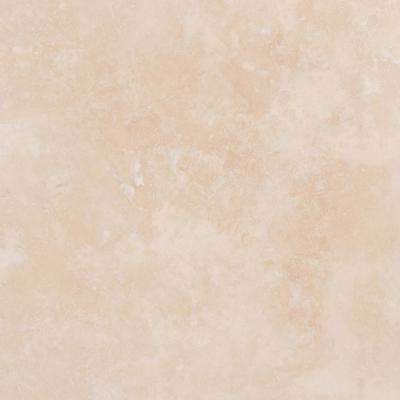 Platinum 18 in. x 18 in. Honed Travertine Floor and Wall Tile (9 sq. ft. / case)