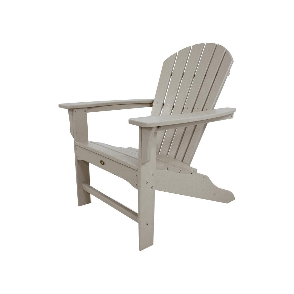 Merveilleux This Review Is From:Cape Cod Sand Castle Plastic Patio Adirondack Chair
