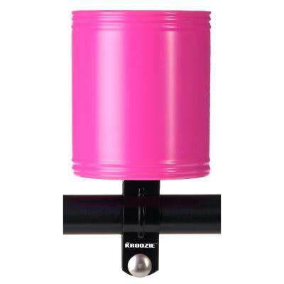 Cup Holder in Hot Pink